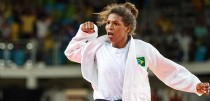 Rafaela Silva é flagrada no exame antidoping